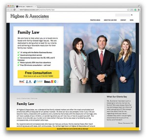 family-law-website