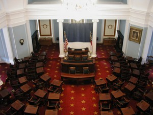 North Carolina Senate by dougtone on Flickr  (CC BY 2.0)