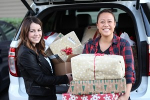 Higbee and Associates OC Holiday Food Drive
